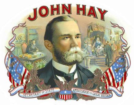 John Hay (October 8 1838 - July 1 1905)