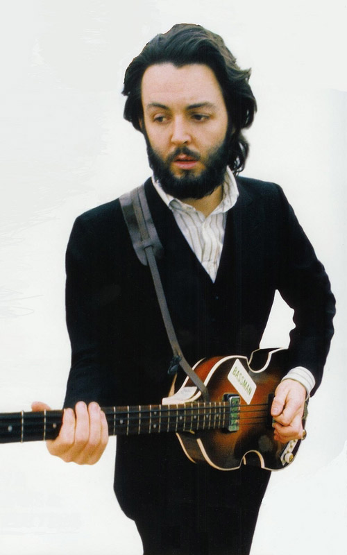 Paul McCartney B June 18 1942